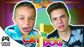 LİMON TUZU CEZALI CAT vs DOG - Enesten İntikamm!!
