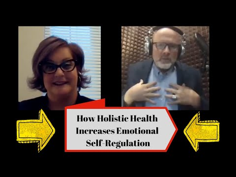 Motivation For Holistic Healing And Self-Regulation