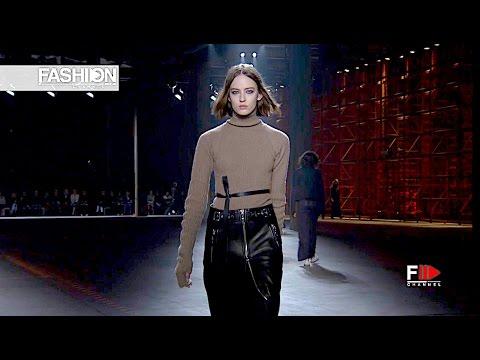 DIESEL BLACK GOLD Milan Fashion Week Womenswear Fall Winter 2017 2018 -  Fashion Channel