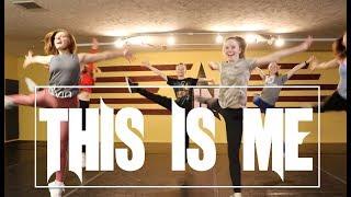 KESHA-This is Me (The Greatest Showman) | @theINstituteOfDancers | Glenn Packard/Alyssa Lenay Choreo