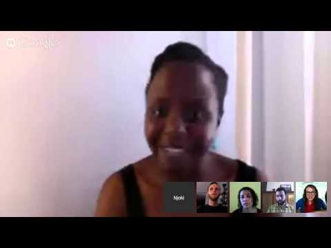 League of Creative Interventionists April Global Hangout: Neighbor