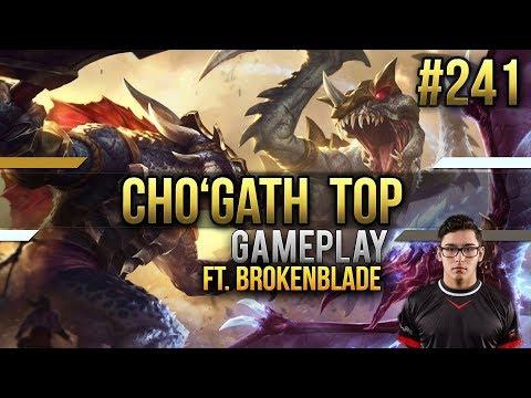 Chogath ( Top ): Missclick ft Brokenblade #241 [Lets Play] [League of Legends] [German / Deutsch]