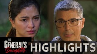 Marcial promises to fight for Rhian | The General's Daughter
