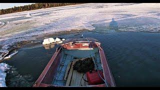 Жизнь в тайге Один и надолго Часть 5 И ОДИН в поле ВОИН Опасная рыбалка
