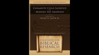 Canaanite Child Sacrifice and Modern Day Abortion DVD Preview
