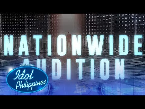 Idol Philippines: Nationwide Audition Schedule
