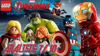 Análisis: LEGO Marvel Vengadores - 3DS