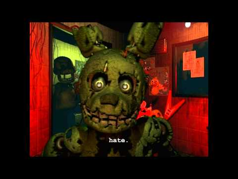 Springtrap---Love and Hate