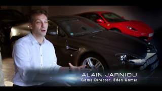 TDU2 Test Drive Unlimited 2 | Developers Diary #2 (2011) Atari
