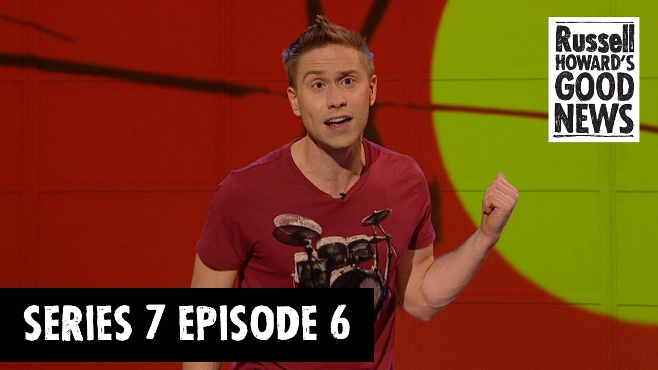 Download Russell Howard's Good News - Series 7, Episode 6