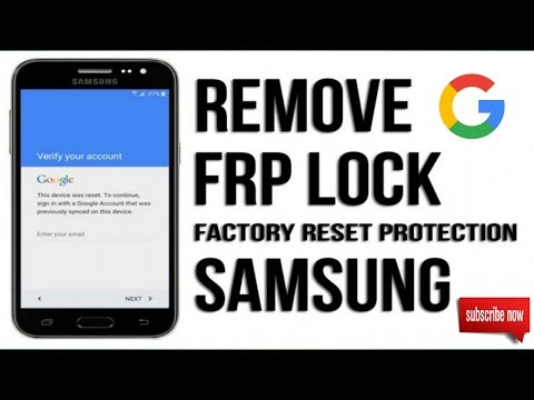 Samsung J710FN Bypass Google Account 100% Done (1 April 2018