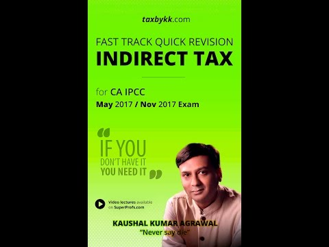 Fast Track Quick Revision Indirect Tax : Excise Act
