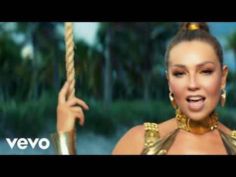 Thalía, Gente de Zona - Lento (Official Video)