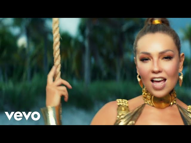 Thalia, Gente de Zona - Lento (Official Video)