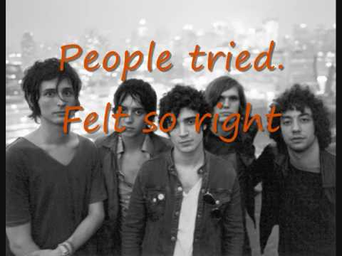 The Strokes Alone, Together english subs mp3