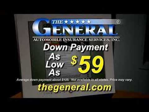 Lisa Catara The General commercial 2007