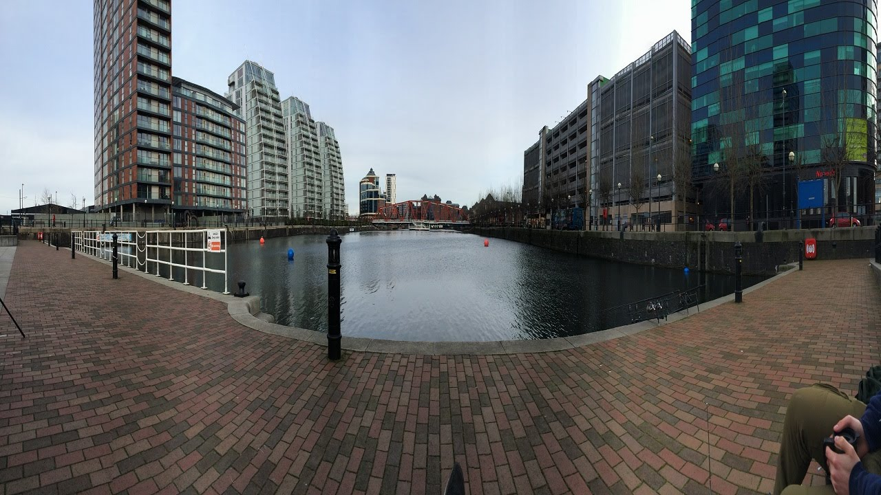 URBAN CARP FISHING: Salford Quays
