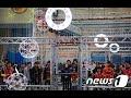「2025ドローンサッカーW杯」基盤づくりのためドローンサッカーフェス開催へ=韓国・全州 (11/16)