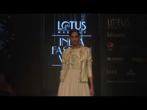 DIVYA REDDY Spring Summer 2020 - India Fashion Week | Full Fashion Show | Haute Life