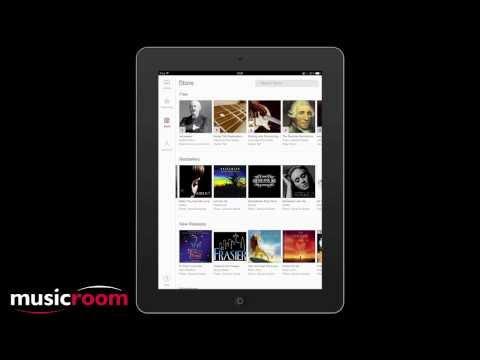 Musicroom iPad App (Full Tutorial)