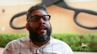 Leon Center. Interview with Luis Reynaldo Pérez.