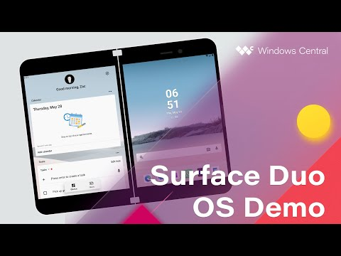 Closer Look: Android on Surface Duo