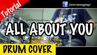 Hillsong - All About You (Drum Cover/Tutorial by James)