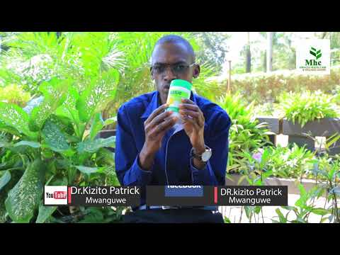 Emigaaso Gyekinzali Curcumin (Health Benefits of Tumeric/Curcumin Extract) with Dr Kizito Patrick