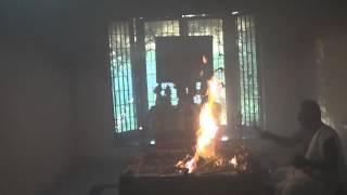 Santhana gopala Homam Part 2 vedicfolks.com