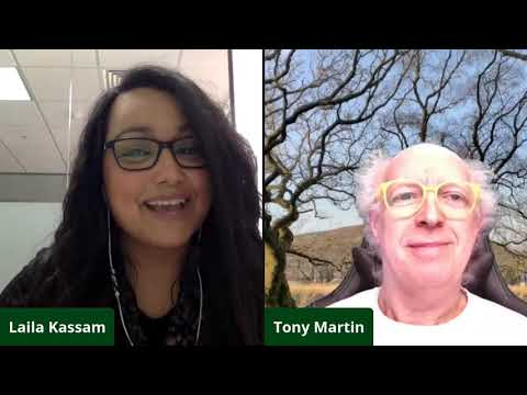 Doctor Laila Kassam Interview Rethinking Food and Agriculture Veganic Vegan Organic Network 25/03/21