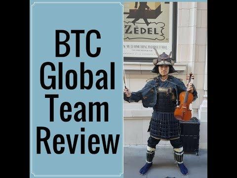 BTC Global Team Review - Is BTC Global Team Scam?