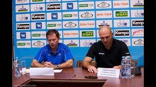 Пресс-конференция. Астраханочка - Лада (22.12.2017)