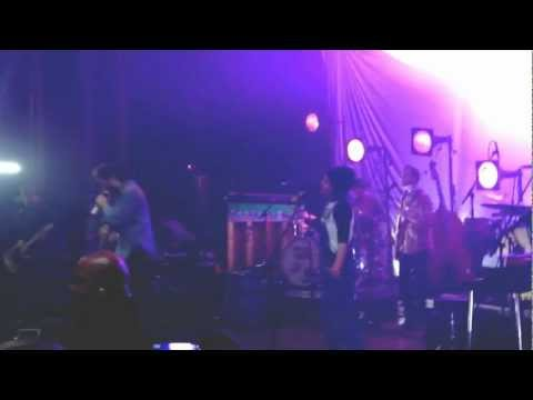 """Edward Sharpe and the Magnetic Zeros - """"Home"""" LIVE from Royal Oak, MI 9/25/12"""