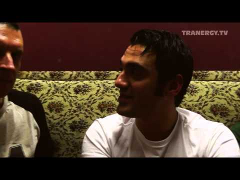 Tranergy.TV Interview with Ummet Ozcan