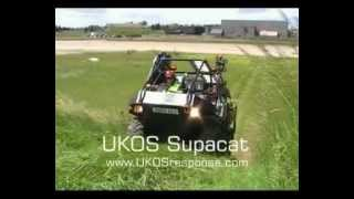 Supacat 6x6 UKOS Response Rescue Vehicle