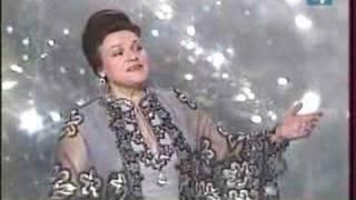 Ludmila Zykina - Людмила Зыкина - Тройка