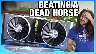nVIDIA RTX 2080 Super Review: We Get It, NVIDIA, You Can Make a 1080 Ti