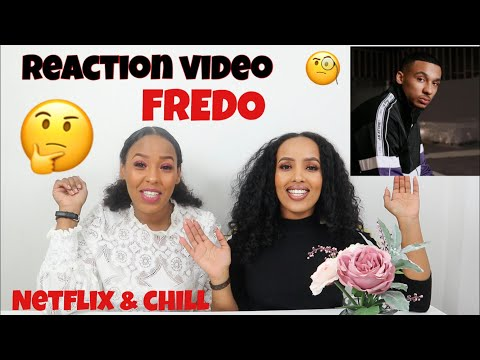 FREDO - NETFLIX AND CHILL (Official video) REACTION VIDEO | ANISA AND HANI
