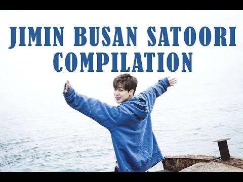 BTS Jimin Busan Satoori Part 1 (ENG)