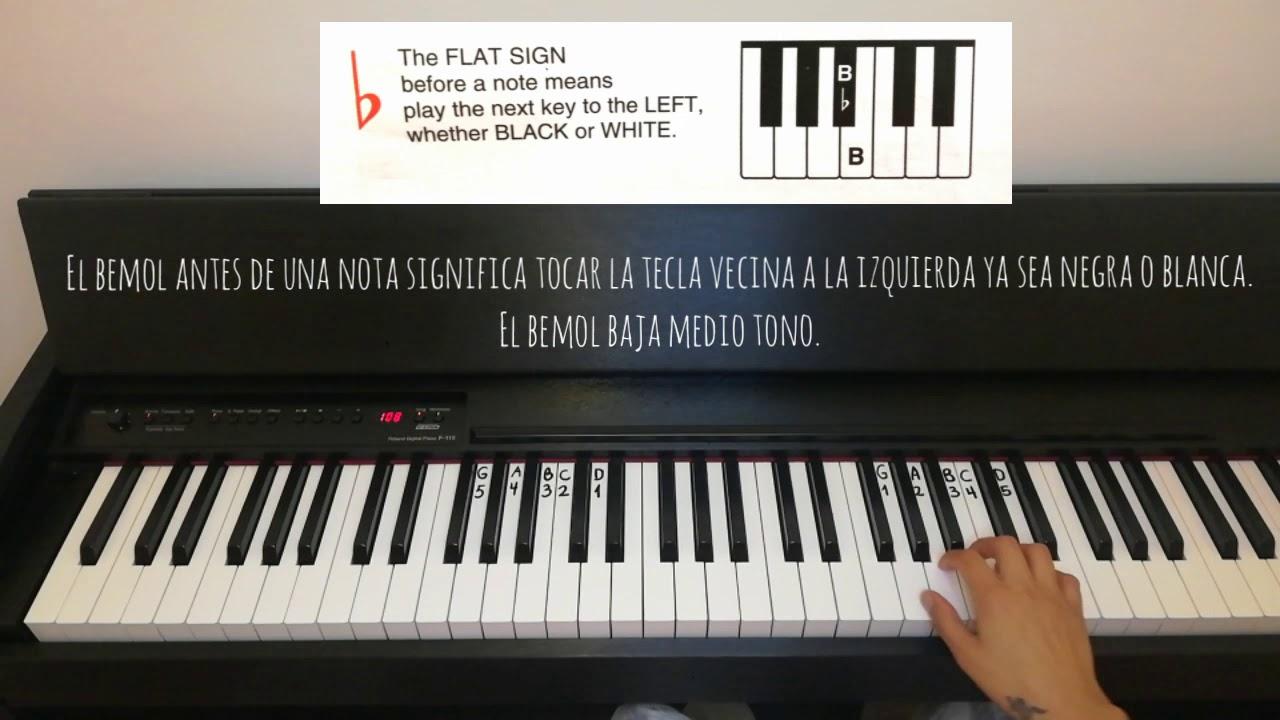 Antes La Vecina rockin' tune, página 56 lesson book level 1a de alfred