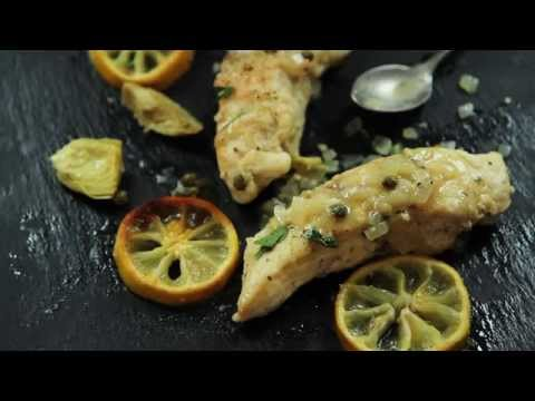 How to Make Chicken Piccata with Artichoke Hearts | Chicken Recipes | Allrecipes.com