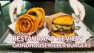 Restaurant Review - Grindhouse Killer Burgers, Burgers | Atlanta Eats