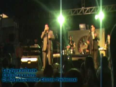 PEPE RICHARD EN VIVO RADIO ILUMAN  FULL HD (HQ)