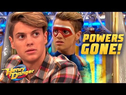 Henry Loses His Powers FOREVER! 😲  | Henry Danger