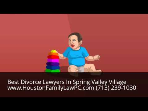 Divorce Lawyers Spring Valley Village