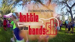 2018 Florida Hospital Battle of the Bands 5k  - Save the Date