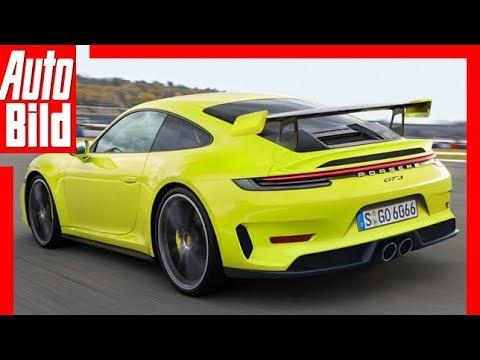 Zukunftsaussicht Porsche Gt3 992 2020 Details Erklarung