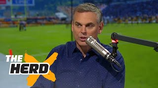 Colin Cowherd Previews NFL Wild Card Weekend | THE HERD