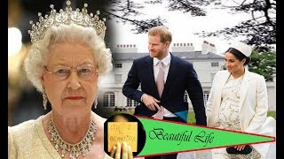"""MEGHAN & Harry were banished to Frogmore Cottage because """"the Queen want them out of Kensington"""""""