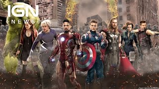 Avengers: Age of Ultron Blu-ray Announced - IGN News